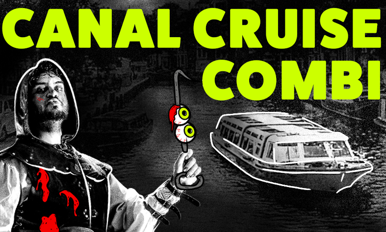 Combi Canal Cruise Tad Groot
