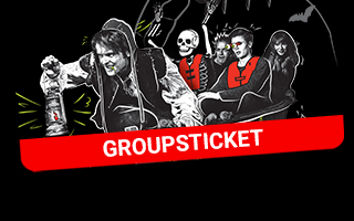 The Berlin Dungeon Groupsticket - take your friends to the Berlin Dungeon