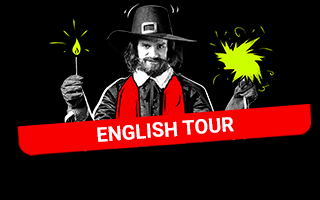 English tour tickets for the Berlin Dungeon