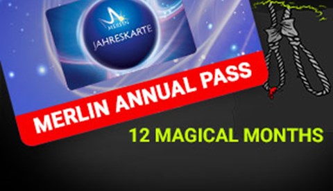 The Merlin annual pass - 12 magical months