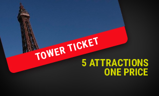 Tower ticket - 5 attractions 1 price