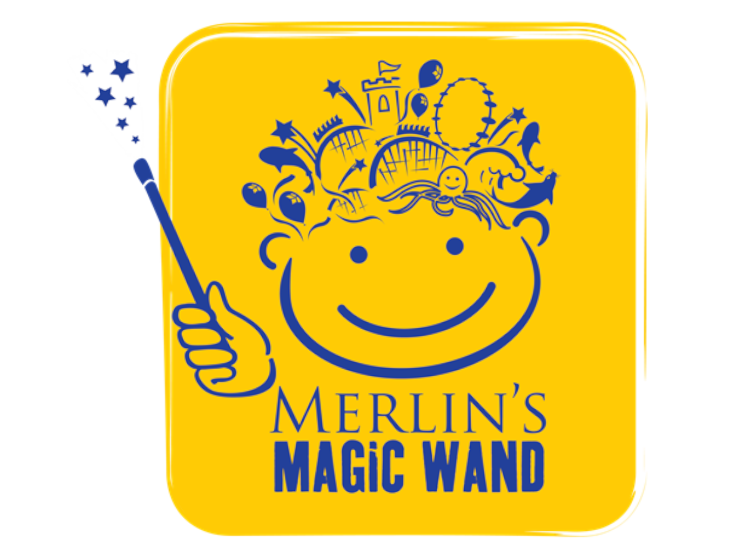 Merlins Magic Wand