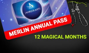 Merlin Annual pass Hamburg Dungeon
