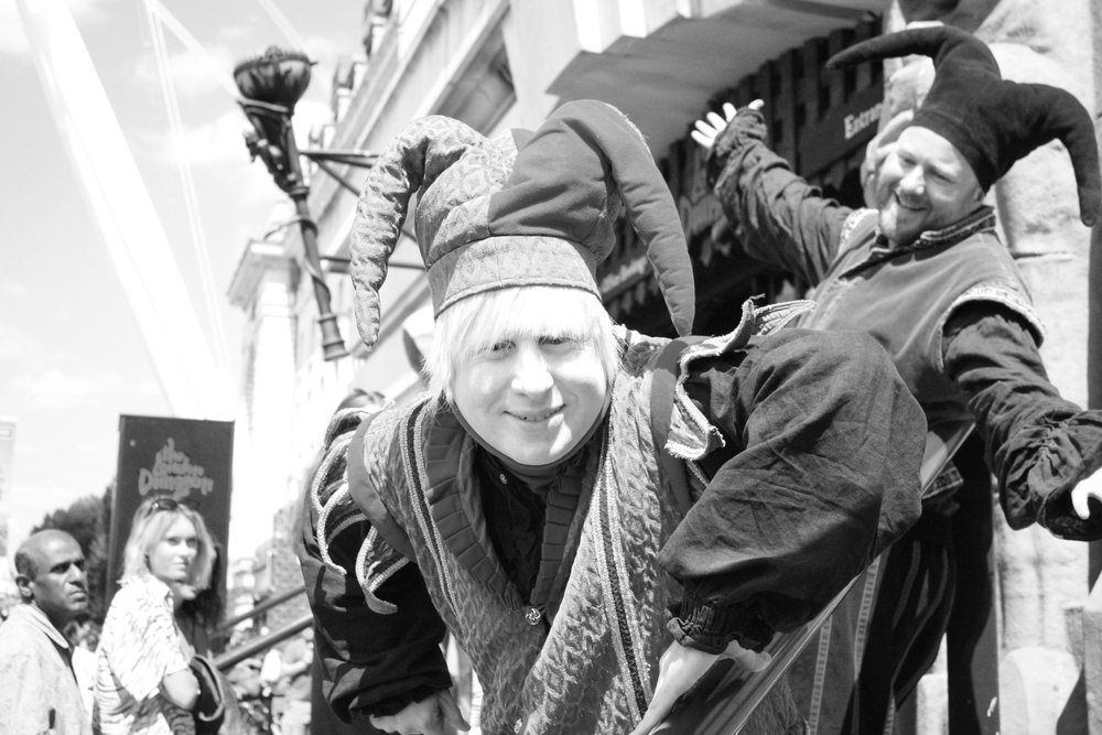 Boris Johnson Is Our New Court Jester