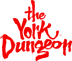 The York Dungeon logo