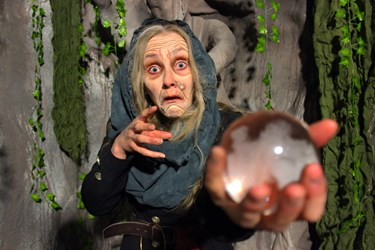 Yorkshire's Most Famous Witch Comes To York